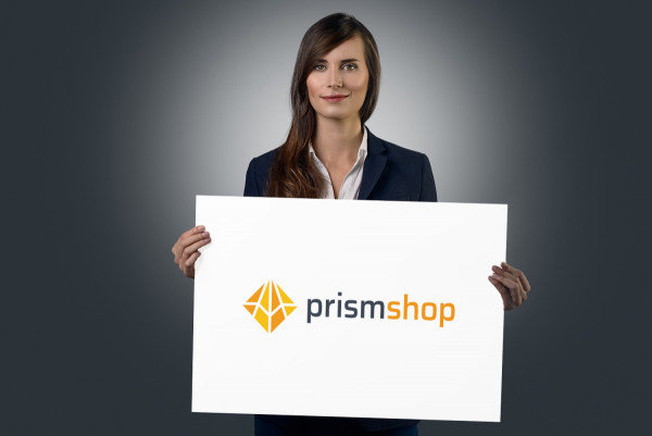 Sample branding #3 for Prismshop