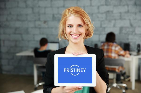 Sample branding #1 for Pristiney