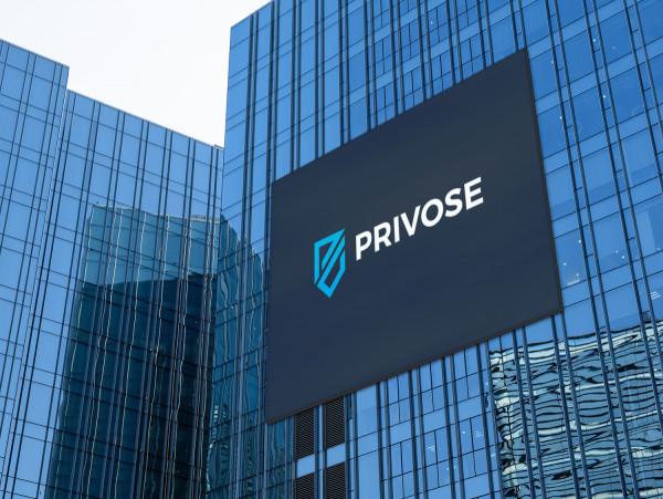 Sample branding #2 for Privose