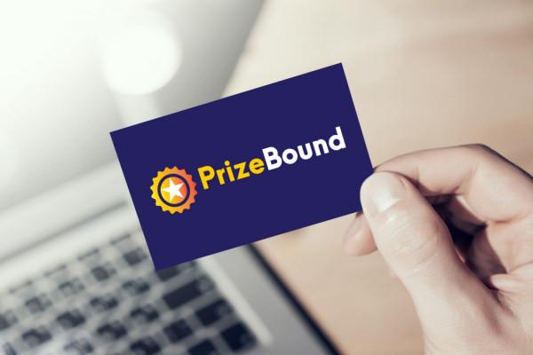 Sample branding #1 for Prizebound