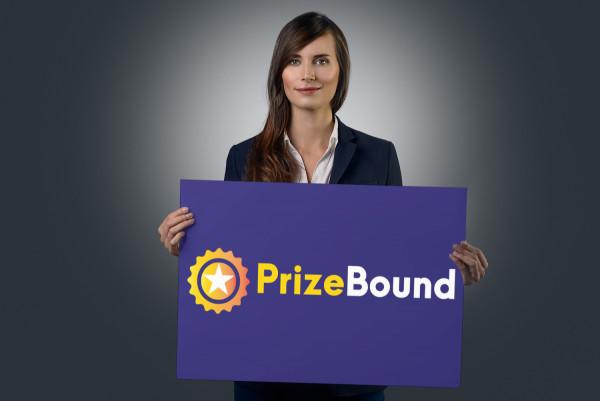 Sample branding #3 for Prizebound