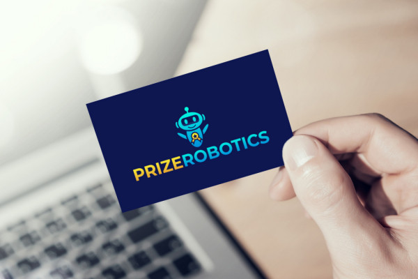 Sample branding #2 for Prizerobotics