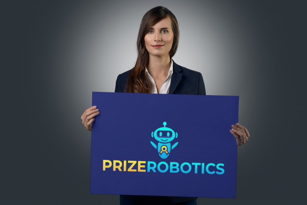 Sample branding #1 for Prizerobotics