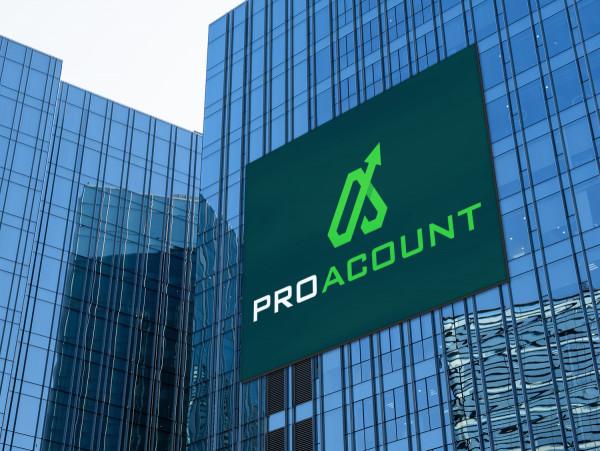 Sample branding #1 for Proacount