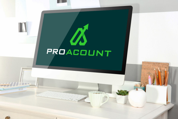 Sample branding #2 for Proacount