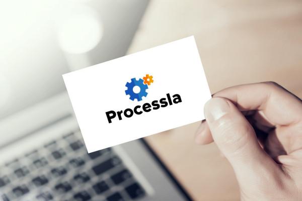 Sample branding #2 for Processla