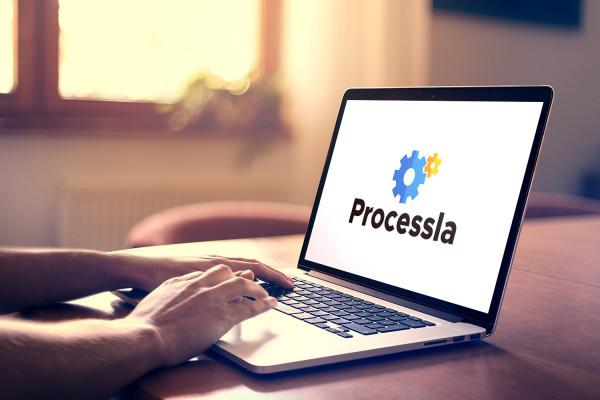 Sample branding #1 for Processla