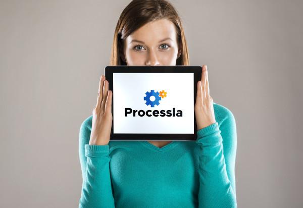 Sample branding #3 for Processla