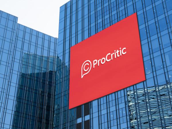 Sample branding #2 for Procritic