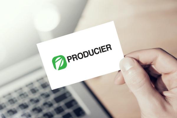Sample branding #3 for Producier