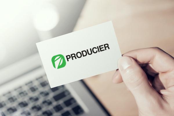 Sample branding #2 for Producier