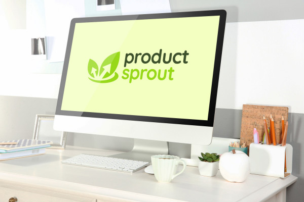 Sample branding #2 for Productsprout