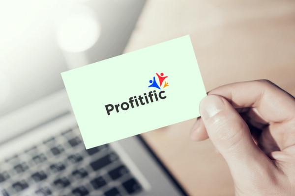 Sample branding #2 for Profitific
