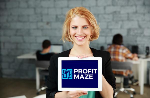 Sample branding #3 for Profitmaze