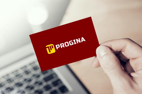 Sample branding #3 for Progina