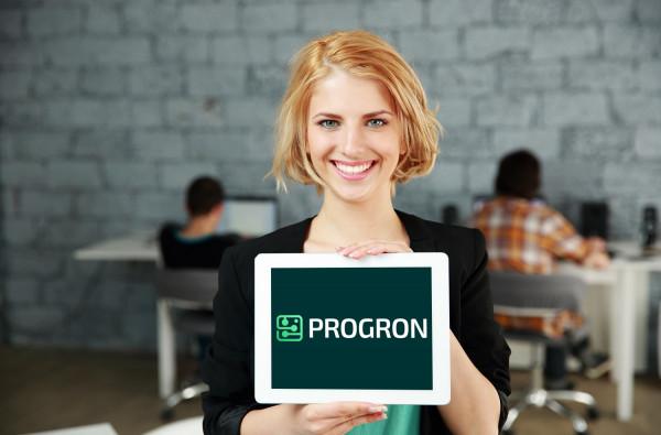 Sample branding #2 for Progron
