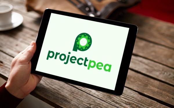Sample branding #1 for Projectpea