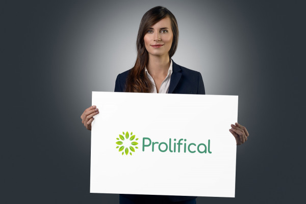 Sample branding #3 for Prolifical