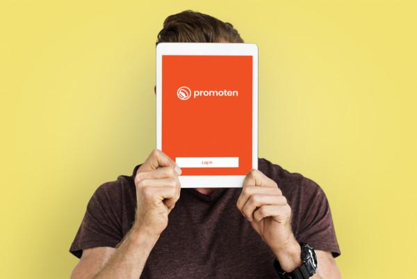 Sample branding #2 for Promoten
