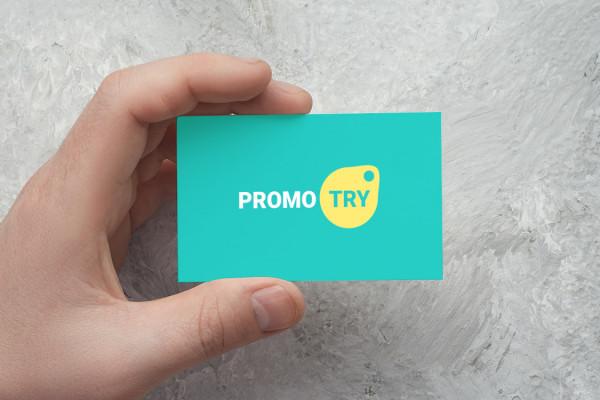 Sample branding #3 for Promotry