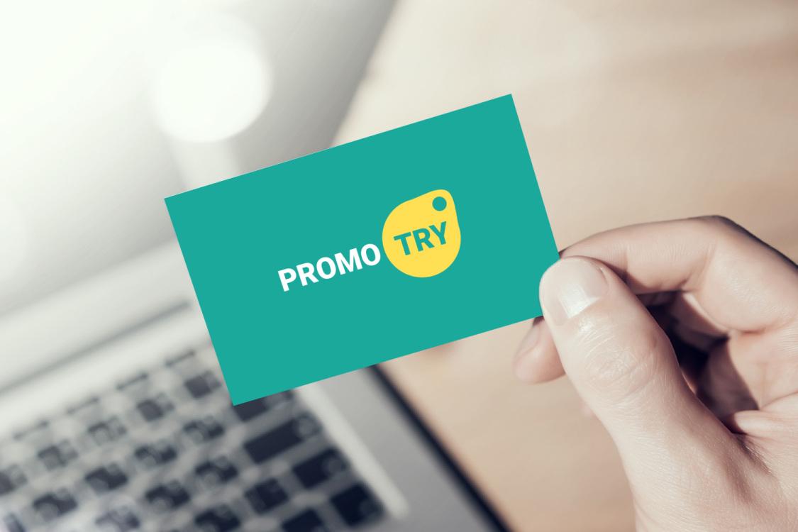 Sample branding #2 for Promotry