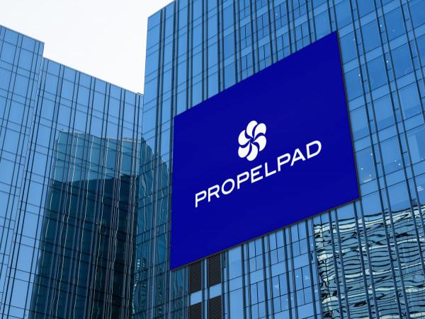 Sample branding #2 for Propelpad