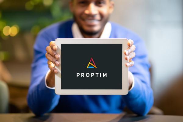 Sample branding #2 for Proptim