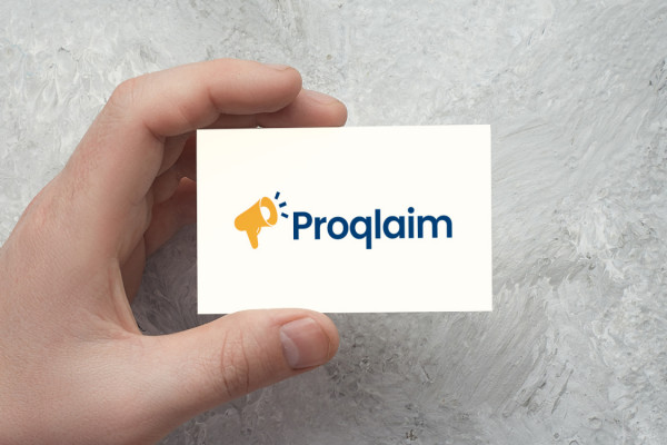 Sample branding #3 for Proqlaim