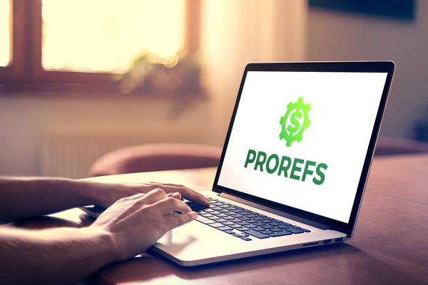 Sample branding #1 for Prorefs