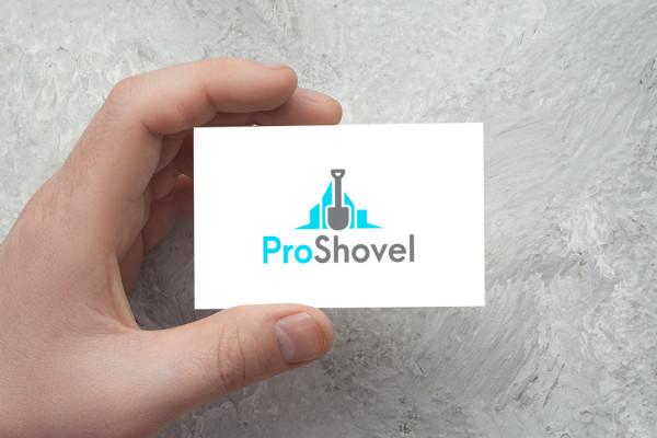 Sample branding #3 for Proshovel
