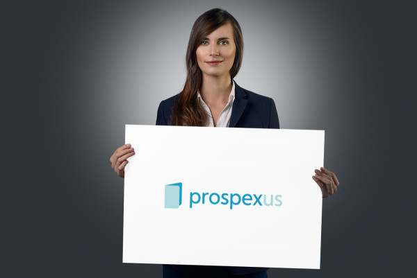 Sample branding #2 for Prospexus