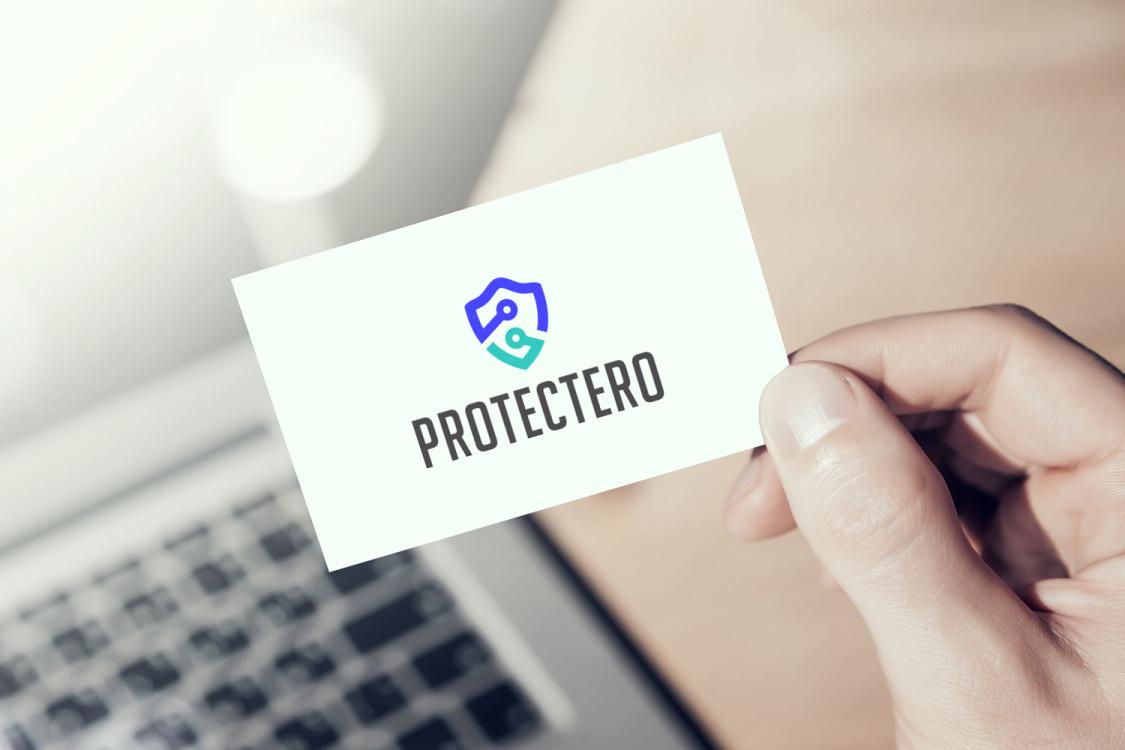 Sample branding #1 for Protectero