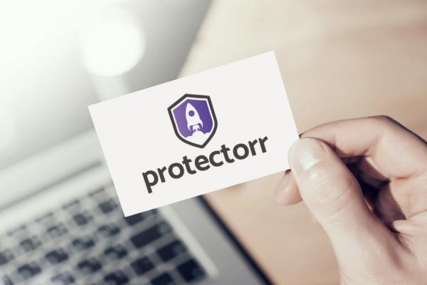 Sample branding #2 for Protectorr
