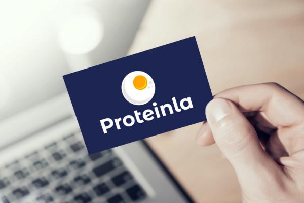 Sample branding #3 for Proteinla