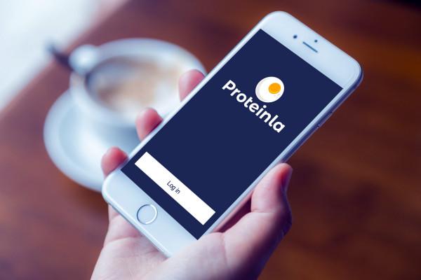Sample branding #2 for Proteinla