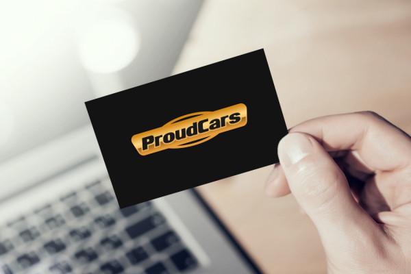 Sample branding #1 for Proudcars
