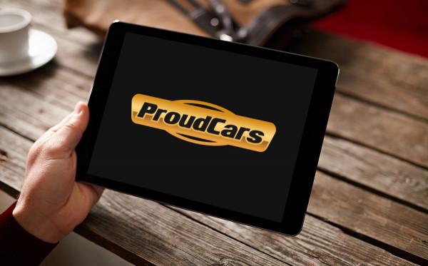 Sample branding #3 for Proudcars