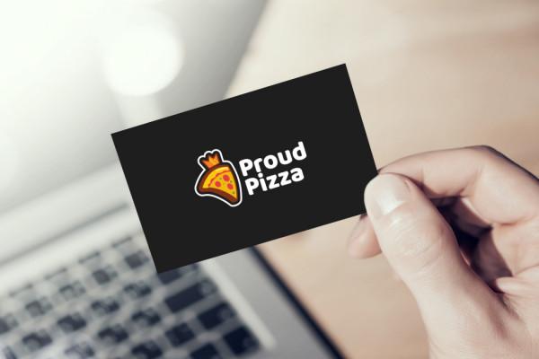 Sample branding #2 for Proudpizza