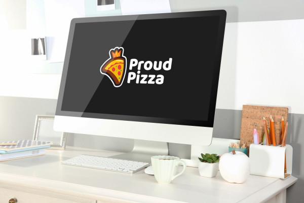 Sample branding #3 for Proudpizza