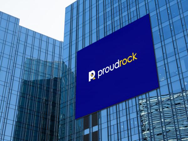 Sample branding #2 for Proudrock