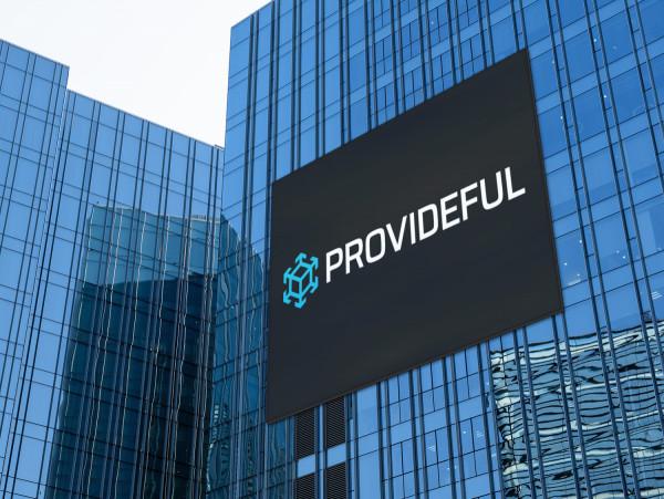 Sample branding #1 for Provideful