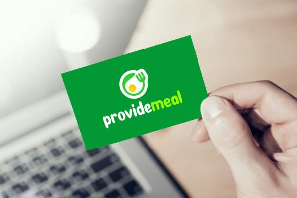 Sample branding #1 for Providemeal