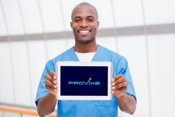 Sample branding #1 for Provixe