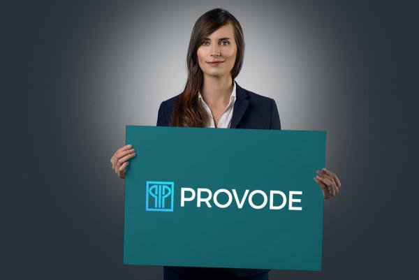 Sample branding #2 for Provode
