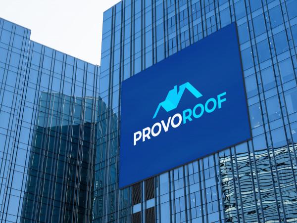Sample branding #2 for Provoroof