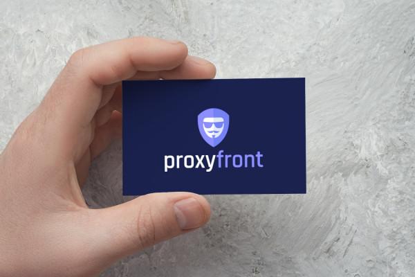 Sample branding #3 for Proxyfront