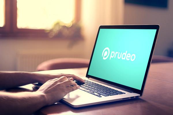 Sample branding #1 for Prudeo