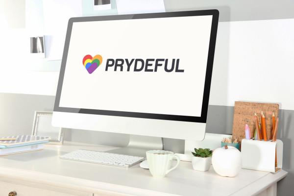 Sample branding #3 for Prydeful