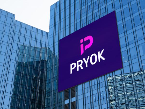 Sample branding #2 for Pryok