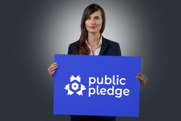 Sample branding #3 for Publicpledge